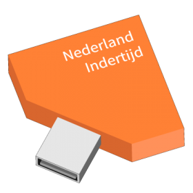 Nederland Indertijd