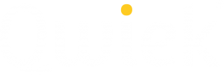 Qwiek logo wit