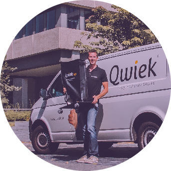 Servicemanager Qwiek.up Premium Service Regeling